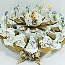 Torte Gastgeschenk für Hochzeit Jahrestag Clip