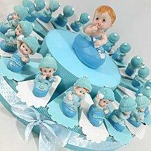 Torte Gastgeschenk für junge Geburt, Geburtstag,