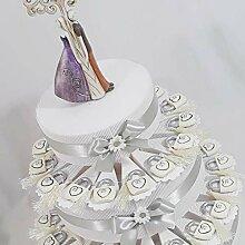 Torte Gastgeschenk für Silberhochzeit Hochzeit