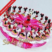 Torte Gastgeschenk Minnie Mickey Clip Versand