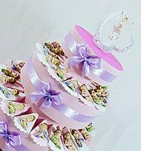 Torte Gastgeschenk mit Ballerina aus Keramik