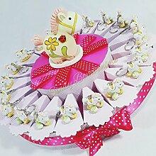 Torte Gastgeschenk Steckenpferd Pony Mädchen für