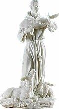 Toscano Statue ST Francis von Assisi