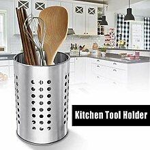 TOSSPER Küchenzubehör Caddy Kochen Werkzeuge