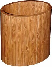 Totally Bamboo BA202063 Utensilien-Behälter 15,2 x 10,2 x 17,7 cm, Accessoires