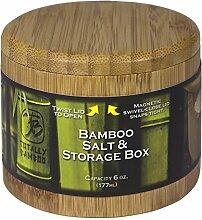 Totally Bamboo BA202083 Magnetische  Salzdose, Accessoires