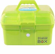 Touchmark Medizinbox, aus Plastik