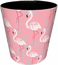 Touchmark Papierkorb Flamingo Mülleimer Büro