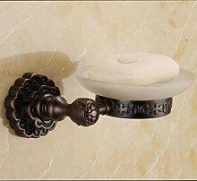Tougmoo Carving Antik Finish Messing Soap Warenkorb geschnitzten Soap Dish/Seifenhalter / Accessoires Badezimmer, wc Waschtisch