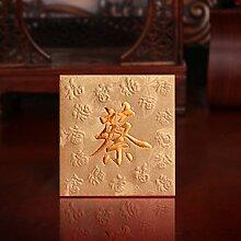 TOVTO Chinesische Neujahrsbriefumschläge, Rot,