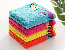 Towel Home Liebes-Muster-weiche saugfähige