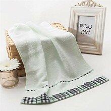 Towel Home Weiche gestreifte Rand-saugfähige