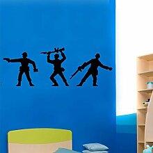 Toy Soliders Cool Boys Tapete Aufkleber für