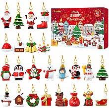 TOYANDONA 2020 Adventskalender für Weihnachten,