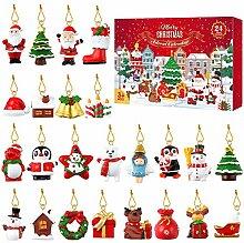 TOYANDONA Adventskalender 2020 Weihnachtsbaum