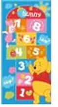 ToyOne Disney Winnie Pooh Kinder Teppich Hop