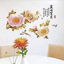 TOYP Blumen-Blüten-chinesische