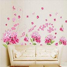 TOYP Romantische kirschblüten Blumen