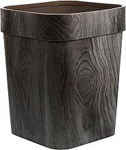 Toyvian Mülleimer Papierkorb Kunststoff Müll