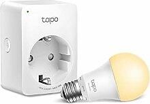 TP-Link Tapo WLAN Smart Steckdose Tapo P100,