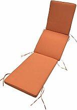 TPFGarden Deckchair Auflage DENVO - 176x48x5cm -