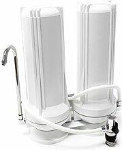 TR202 2-stufiger Counter Top Wasserfilter 0.3µ