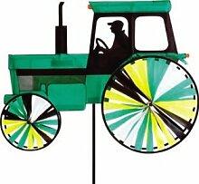 Tractor Modern GREEN - Windräder: Ø30cm und