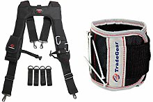 TradeGear Elektriker-Gürtel und Tasche Combo –