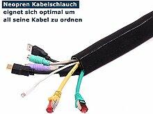 TradeMount Universeller Kabelschlauch Kabelkanal