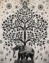 Traditional Jaipur Groß Baum des Lebens
