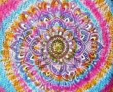Traditional Jaipur Groß Tie Dye indischen