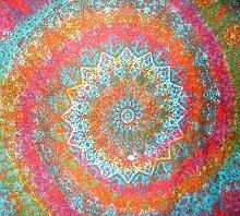 Traditional Jaipur Stern groß Mandala