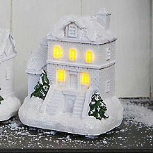 Traditionell Kinder Weihnachten Krippe Szene