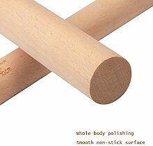 Traditionelle Buche Nudelholz Viele Größe Ideal
