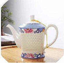 Traditionelle Chinesische Hive Blau Weißes