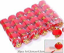 Traditionelle chinesische Laternen, Mini-Laterne,