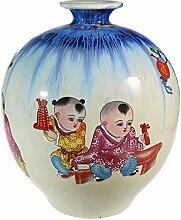 Traditionelle chinesische Vase
