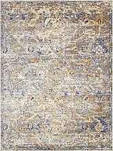 Traditionelle Lexington Bereich Teppich, hellblau, 9 x 12