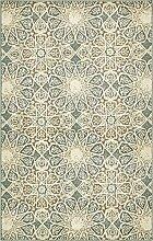 Traditionelle Sahara Bereich Teppich, multi, 5 x 8