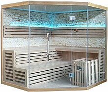 Traditionelle Saunakabine/Finnische Sauna Espoo