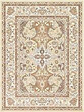 Traditionelle Tradition Bereich Teppich, Polypropylen, cremefarben, 9 x 12