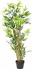 Tradix GmbH & Co. KG Deko Pflanze Bambus mit