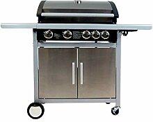 Traedgard® Gasgrill Grillwagen BBQ Indio 500 Edel