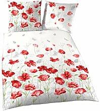 Träumschön Blumen Bettwäsche 135x200 |