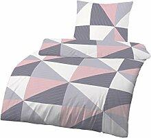 Träumschön Doppelbett Renforce Bettwäsche