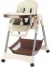 Tragbar Baby-Kindersitz Mit Rädern Einstellbar