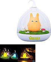 Tragbar LED-Lampe Totoro dimmbar Creative Touch