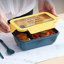 Tragbare Bento Box japanische Art Leakproof