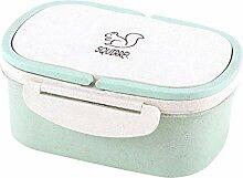 Tragbare Bento-Box, Picknick, Mikrowelle, Bento,