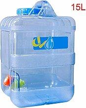 Tragbare Camping Wasserbehälter Mit Wasserhahn,